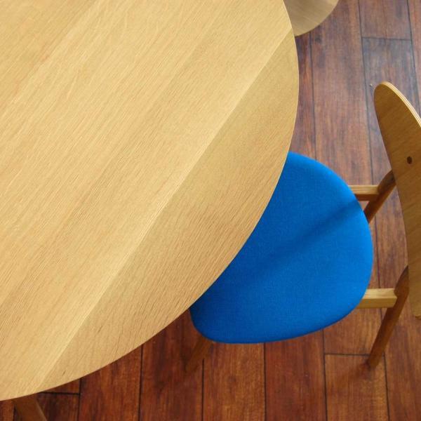 ダイニングテーブル 飛騨産業 コブリナ Cobrina TF332WP オーク材 天板133×120cmサイズ|atease|03