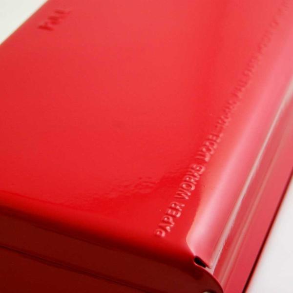 ティッシュカバー ティッシュケース ペーパーホルダー ダルトン TISSUE DISPENSER ティッシュディスペンサー 100-160 スチール製|atease|08