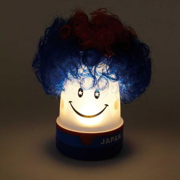 ワールドスマイル LED ランタン ジャパン キャンプ用 アウトドア用ライト 子供部屋 常備灯 非常灯 防災グッズ|atease|06