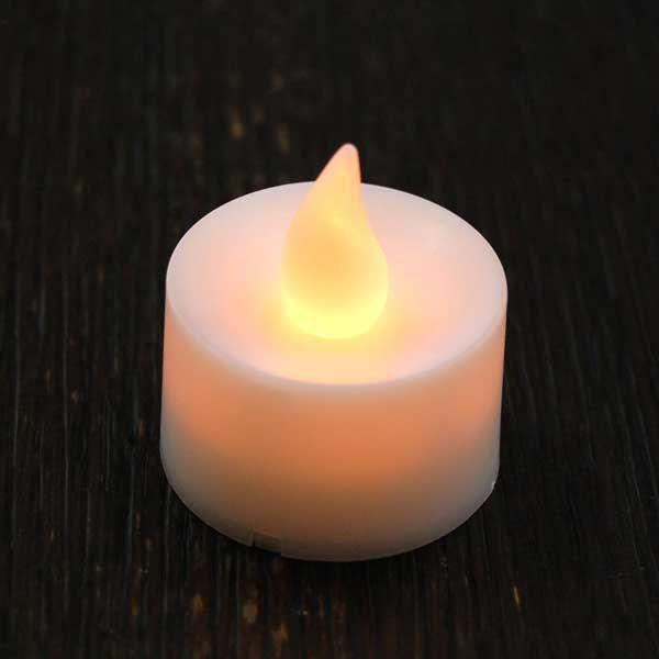 ティーライトキャンドル型 LED内蔵 インテリアライト スパイス キャンドル T-LIGHT|atease|02