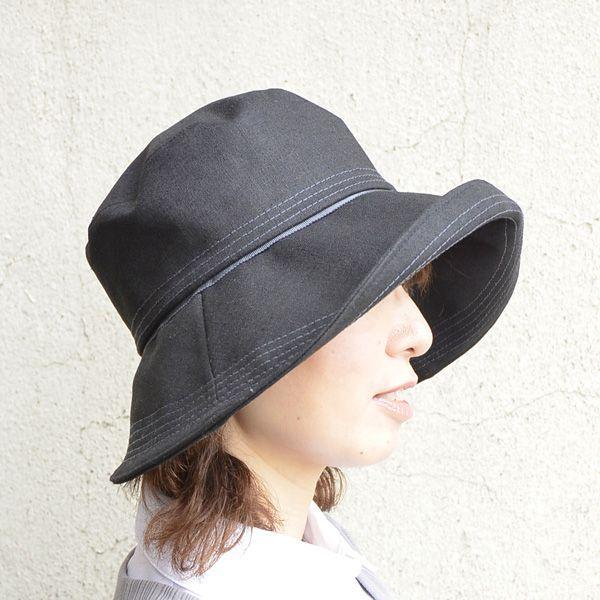 UVケアのつば広帽子◇S/M/L/LL/3Lサイズ対応◇全4種 atelier-doraneko 02