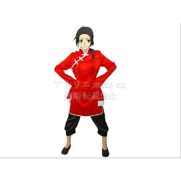 【ヘタリア Axis Powers コスプレ 衣装】中国私服 コスプレ衣装 コスチューム アニメ ゲーム オーダーメイド対応