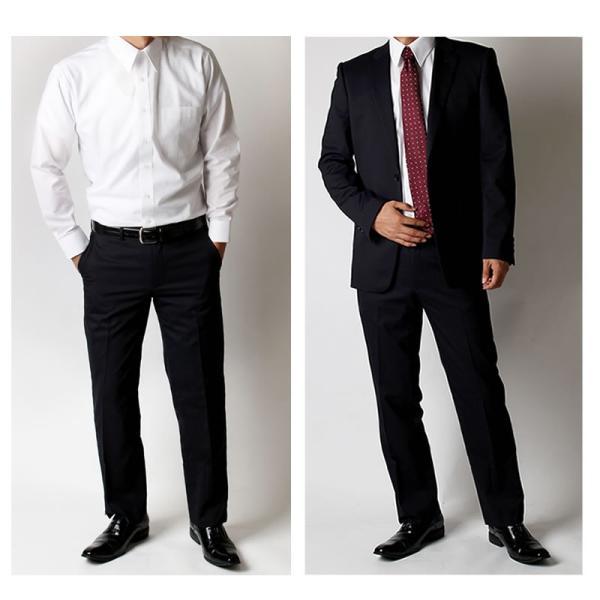 ワイシャツ メンズ 長袖 Yシャツ 白 5枚 セット イージーケア ビジネス 結婚式 葬式 at-ml-sre-1135 宅配便のみ|atelier365|06