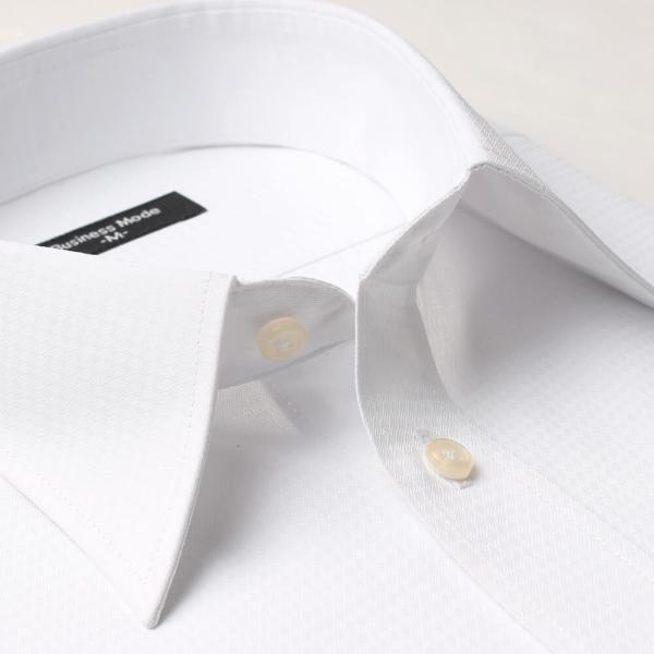 ワイシャツ 5枚 長袖 メンズ Yシャツ ノーアイロン ビジネス シャツ ボタンダウン レギュラー at-ml-sre-1516-h-5f 宅配便のみ|atelier365|05