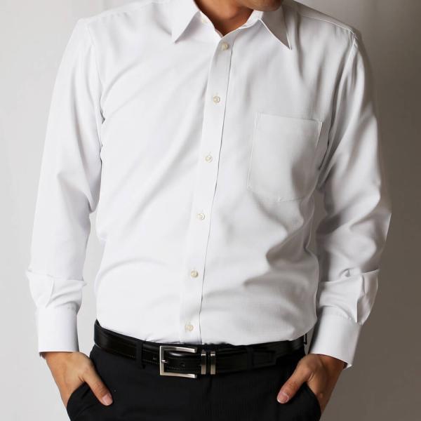 ワイシャツ 5枚 長袖 メンズ Yシャツ ノーアイロン ビジネス シャツ ボタンダウン レギュラー at-ml-sre-1516-h-5f 宅配便のみ|atelier365|07