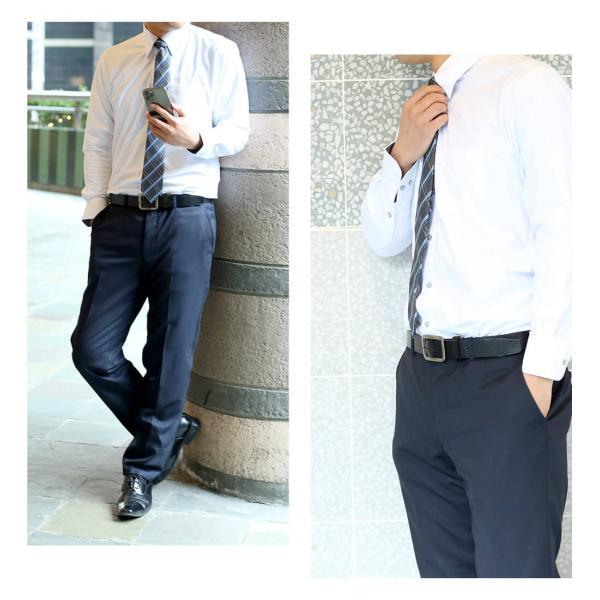 ワイシャツ メンズ 長袖 Yシャツ ビジネス シャツ ボタンダウン LL 3L 4L 5L 大きいサイズ sun-ml-sbu-1132 宅配便のみ クールビズ|atelier365|15
