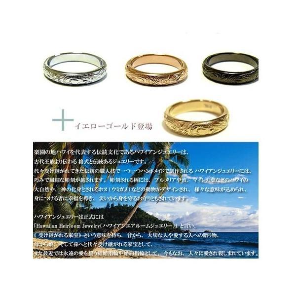 ハワイアンジュエリー 金属アレルギー対応 リング 指輪 アレルギー対応 アクセサリー ペアリング カップル サムリング 親指 ステンレスリング