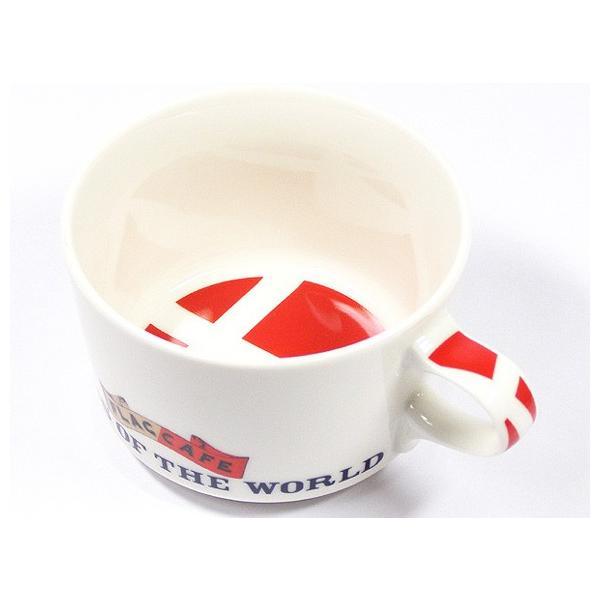 北欧フラッグ マグカップ デンマーク/食器/国旗|aterior|02