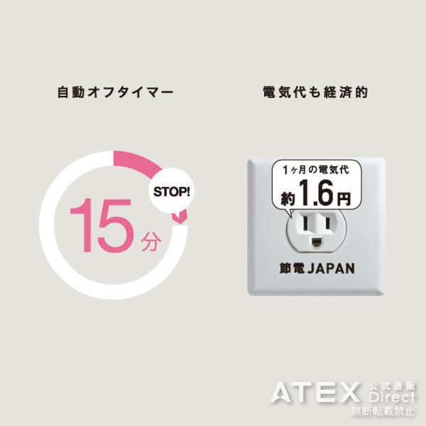 ルルド マッサージクッション S ドライバーズパック AX-HCL139 アテックス ATEX atex-net 07