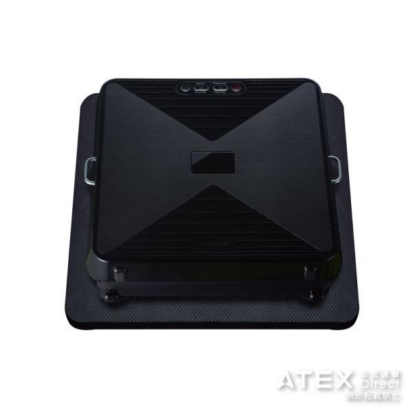 めざましテレビで紹介!送料無料 ルルド シェイプアップボード AX-HXL300 振動ボード エクササイズ|atex-net|13