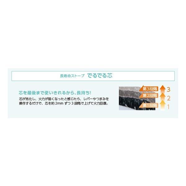 トヨトミ 対流形石油ストーブ KS-67H 保証付