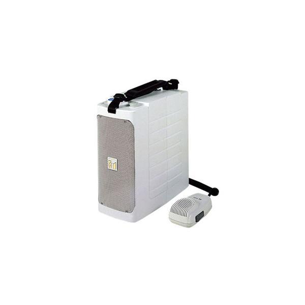 ショルダー型コンパクトメガホン ER-604W [メガフォン ハンドマイク 肩掛け]