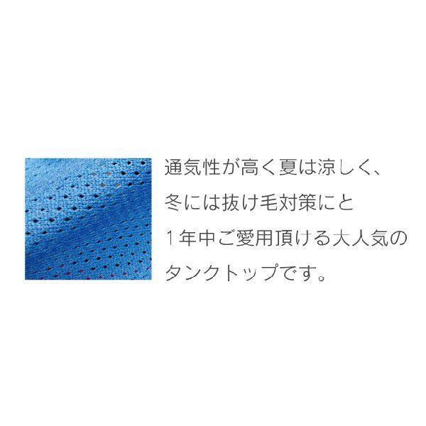 名入れカラフル メッシュ タンクトップ フレンチブルドッグ服 パグ服 メール便OK|athos|06