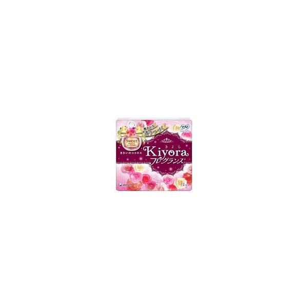 ユニ・チャーム ソフィ きよら KIYORA フレグランススイートやさしいローズの香り 72枚入(4903111375677) ×10点セット 【まとめ買い特価!】