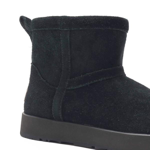アグ UGG ブーツ クラシック ミニ ウォータープルーフ (BLACK) 18FW-I