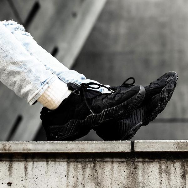 アシックスタイガー ASICSTIGER スニーカー ゲルマイ (TRIPLE BLACK) 18SS-S|atmos-tokyo|11