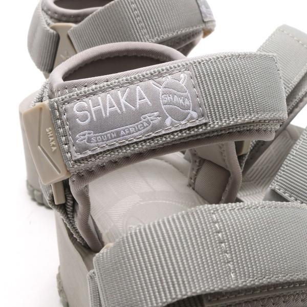 シャカ SHAKA サンダル ネオバンジー プラットフォーム (Grey) 19SS-I|atmos-tokyo|07