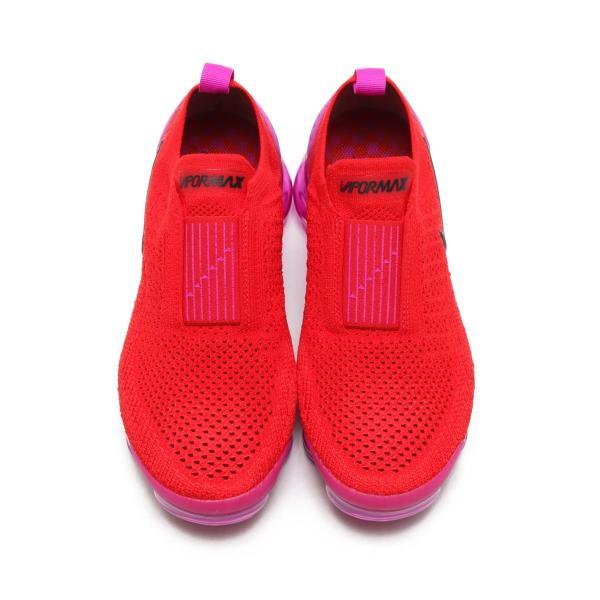 ナイキ NIKE スニーカー ウィメンズ エア ベイパーマックス フライニット モック 2 (UNIVERSITY RED) 18SU-S|atmos-tokyo|06