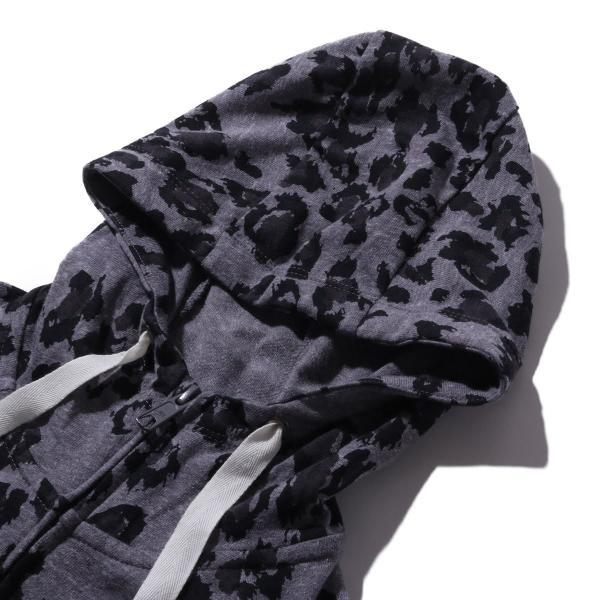 ナイキ NIKE パーカー ウィメンズ ジム ヴィンテージ フルジップ フーディ ドレス (BLACK/BLACK/SAIL ) 19SU-I|atmos-tokyo|03