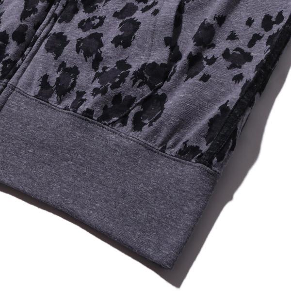 ナイキ NIKE パーカー ウィメンズ ジム ヴィンテージ フルジップ フーディ ドレス (BLACK/BLACK/SAIL ) 19SU-I|atmos-tokyo|06