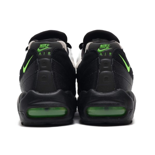 ナイキ NIKE スニーカー エア マックス 95 エッセンシャル (BLACK/ELECTRIC GREEN-PLATINUM TINT) 19HO-I|atmos-tokyo|06