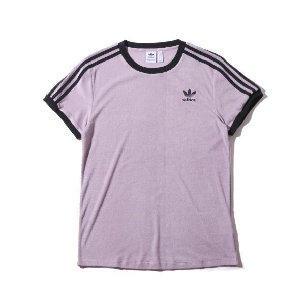 アディダスオリジナルス adidas Originals Tシャツ 3 ストライプ ティー (SOFTVISION) 19SS-I|atmos-tokyo|02