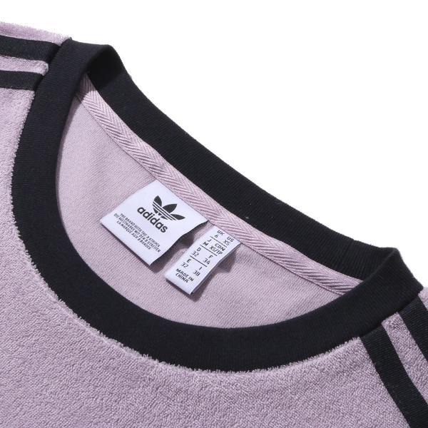 アディダスオリジナルス adidas Originals Tシャツ 3 ストライプ ティー (SOFTVISION) 19SS-I|atmos-tokyo|03