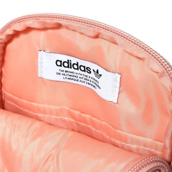 アディダスオリジナルス adidas Originals ショルダーバッグ トレフォイル フェスティバル バッグ (DUST PINK) 19SS-I atmos-tokyo 07
