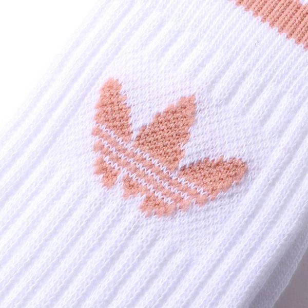 アディダスオリジナルス adidas Originals ソックス ソリッド クルー ソックス 2P (DUST PINK/) 19SS-I|atmos-tokyo|04