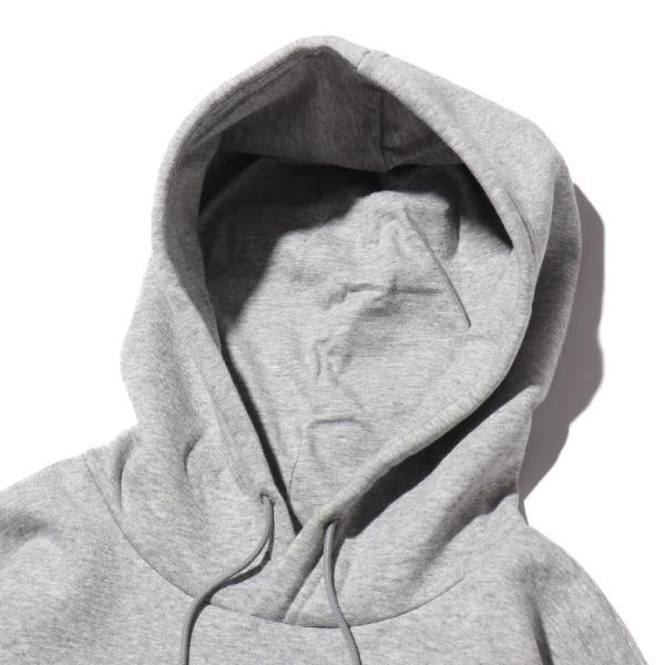 アディダス adidas パーカー エルアールジー ロゴ フーディー (MEDIUM GRAY FEATHER/WHITE) 20SS-I|atmos-tokyo|03