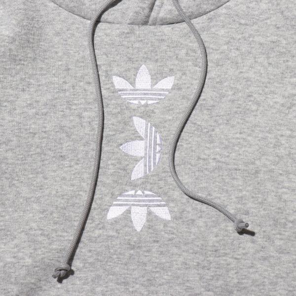 アディダス adidas パーカー エルアールジー ロゴ フーディー (MEDIUM GRAY FEATHER/WHITE) 20SS-I|atmos-tokyo|04