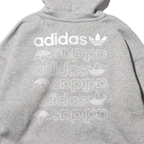 アディダス adidas パーカー エルアールジー ロゴ フーディー (MEDIUM GRAY FEATHER/WHITE) 20SS-I|atmos-tokyo|08