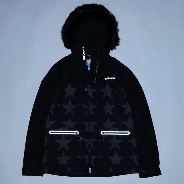 コロンビア×アトモス ラボ Columbia フェロシャス ストーム ジャケット(BLACK PATTERN)ユニセックス 15FW-S|atmos-tokyo|03