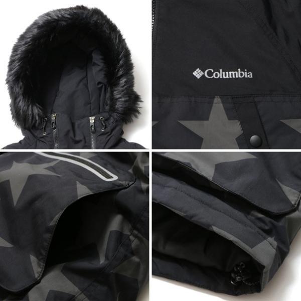コロンビア×アトモス ラボ Columbia フェロシャス ストーム ジャケット(BLACK PATTERN)ユニセックス 15FW-S|atmos-tokyo|05