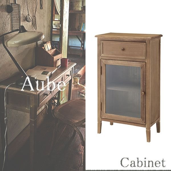 キャビネットアンティーク家具 完成品 木製 サイドボード|atom-style
