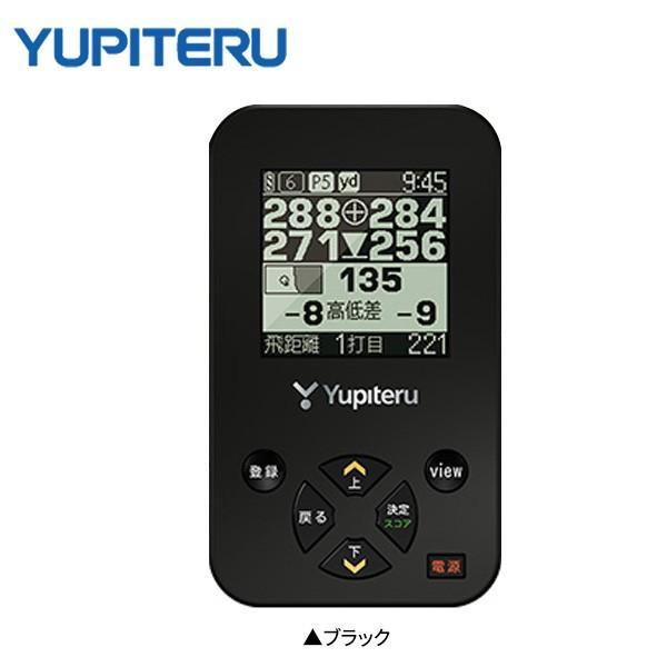 ユピテル ゴルフ YGN4100 GPSナビ ブラック 在庫限り