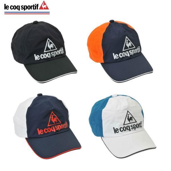 ルコック ゴルフ QGBNJC00 レインフォーサーライト レインキャップ le coq sportif  RAINFORCERLIGHT|atomic-golf