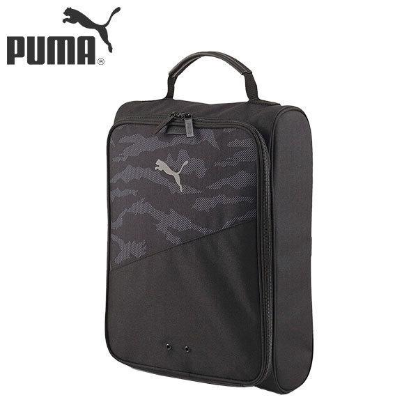 「ユニセックス」 プーマ ゴルフ 078123 シューズケース Puma Black(01)PUMA