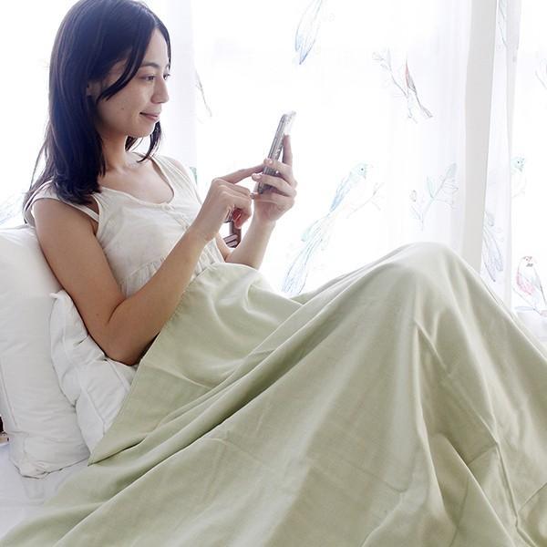 6重織り シフォンガーゼケット シングル 150×210 幅広 日本製 オールシーズン 綿100% 受注生産|atorie-moon|19