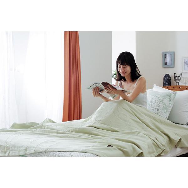日本製 ふわふわ やわらか シフォンガーゼケット 4重ガーゼ ガーゼケット シングルサイズ|atorie-moon|10