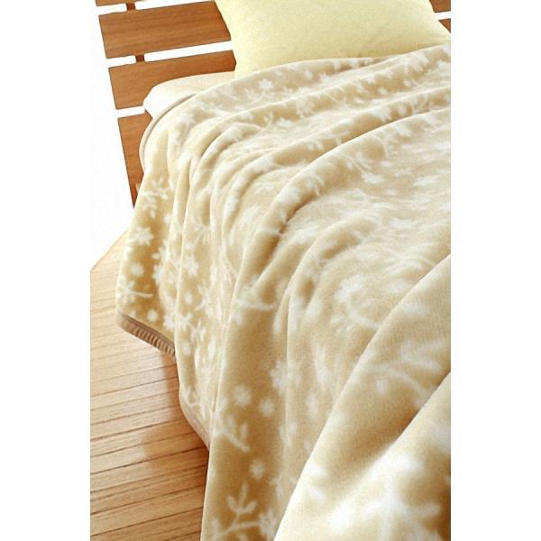 マイヤー毛布 ブランケット プティブルー シングルサイズ|atorie-moon|06