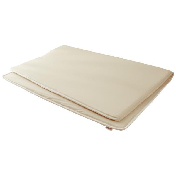 日本製 高機能 体圧分散 ホームナースマットレス 敷きパッド 敷パッド シングルサイズ|atorie-moon|04
