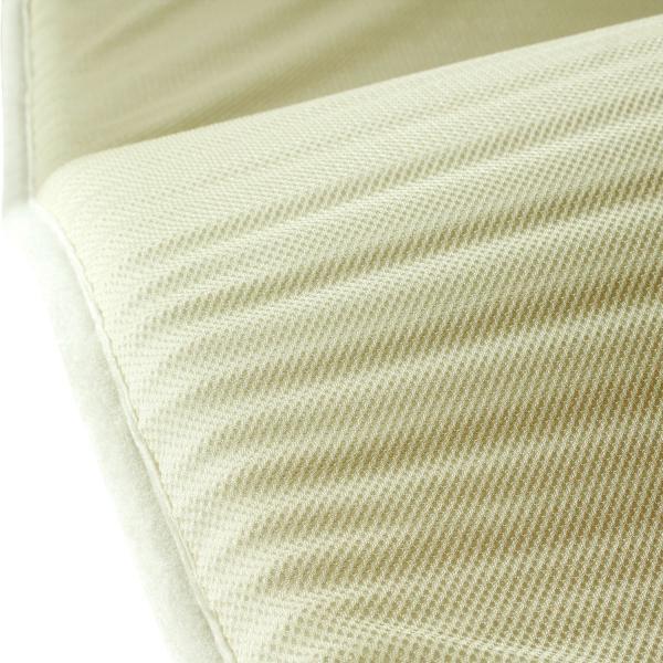 日本製 高機能 体圧分散 ホームナースマットレス 敷きパッド 敷パッド ダブルサイズ|atorie-moon|07