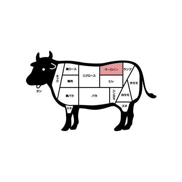 国産黒毛和牛サーロインステーキ 最高級霜降り 400g(200g×2枚) ステーキ カットステーキ 冷凍|atotsumeat|03