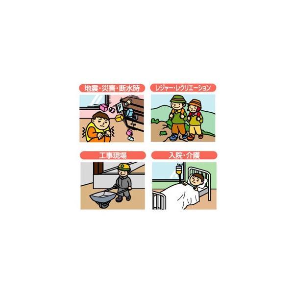 プルマル3 ダンボール製簡易トイレ【※ご注文殺到につき納期30日前後発送】 atrescue 03