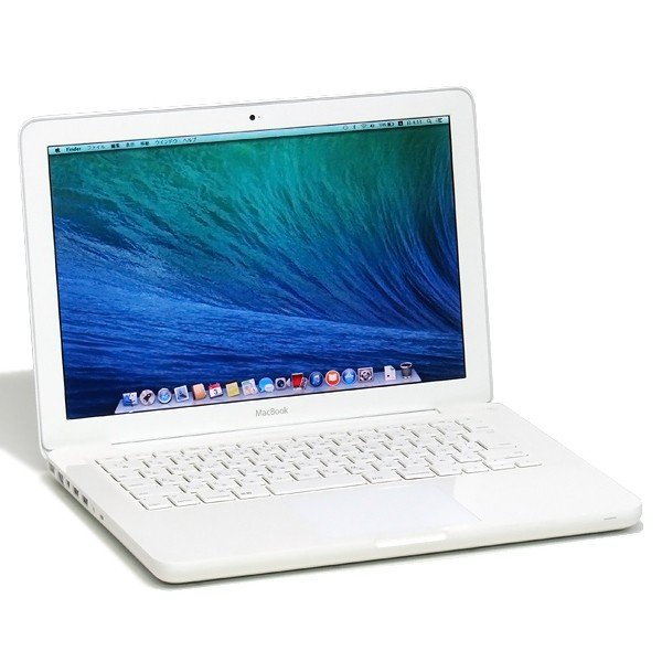 Apple MacBook 2400/13.3 MC516J/Aの画像