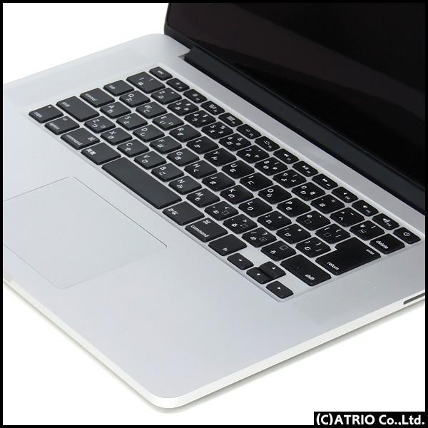 中古 ノートパソコン 本体 Apple MacBook Pro Early 2013 15インチ Retina GeForce GT650M Core i7 3635QM 2.4GHz 8GB SSD 256GB Mojave Office搭載 Wi-Fi|atriopc|02