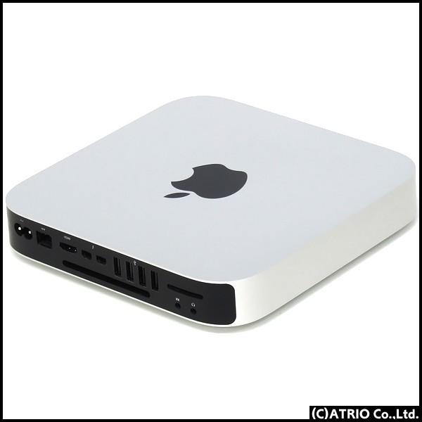中古パソコン デスクトップ 本体 Apple Mac mini Late 2014 Core