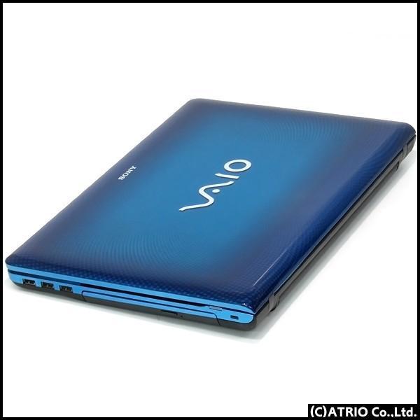 新品SSD&メモリ8GB SONY ソニー VAIO VPCEB39FJ Core i5 460M Blu-ray Windows10 15インチ LibreOffice テンキー 中古 ノートパソコン 本体|atriopc|03
