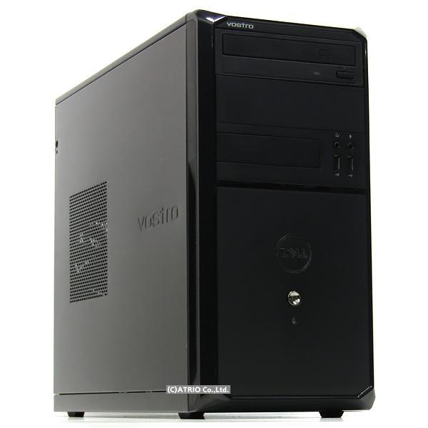 ゲーミングPC 新品SSD DELL Vostro 260 Core i7 2600 4コア8スレッド メモリ16GB GeForce GTX1050 256GB+500GB Windows10 LibreOffice 中古 デスクトップ 本体|atriopc